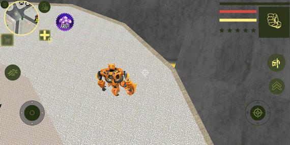 自由城市机器人破解版