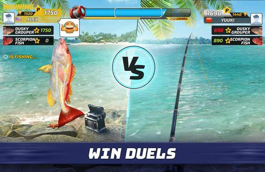 Fishing Clash3D钓鱼冲突破解版