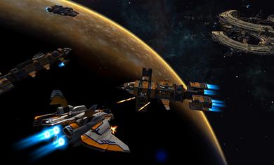 星舰指挥官战争与贸易破解版