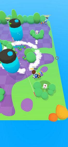 爆炸土地3D破解版