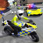 警察驾驶模拟游戏