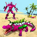 机器人鳄鱼模拟器安卓版