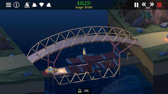 桥梁建造师2破解版