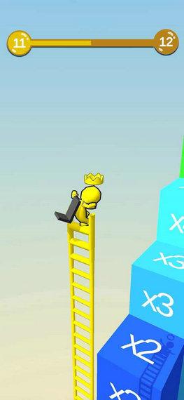 梯子比赛破解版