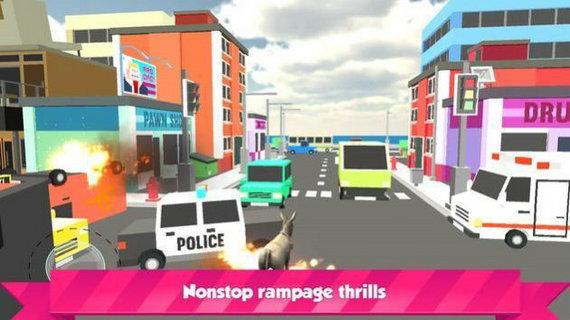 狂暴驴模拟器游戏下载