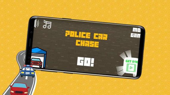 警车追逐破解版