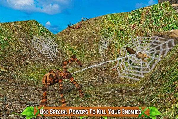 蜘蛛模拟器破解版