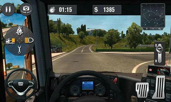 货运卡车模拟器下载