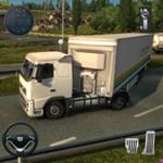 货运卡车模拟器中文版