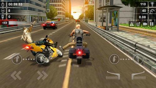 暴力摩托3D破解版