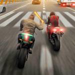 暴力摩托3D无限金币版
