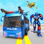 机器人警察巴士无限金币版