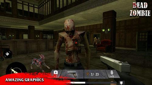 3D僵尸射击游戏下载