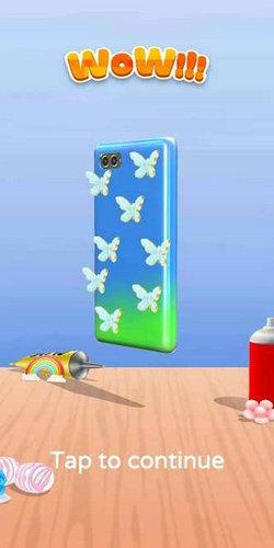 手机壳DIY游戏