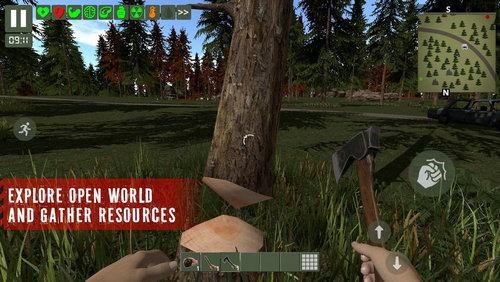 幸存者遗忘的森林下载