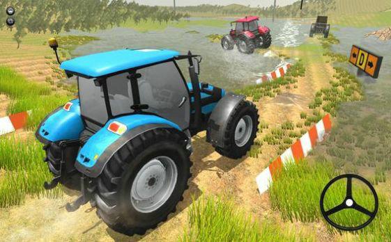 拖拉机模拟竞技游戏下载