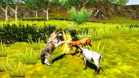 灰狼模拟器无限金币钻石版
