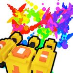 彩色轰炸3D无限金币版  v0.8