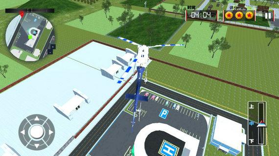 直升机模拟救援游戏下载