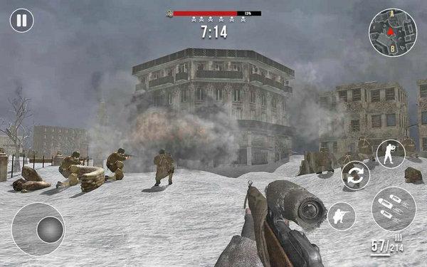 二战之冬季英雄破解版