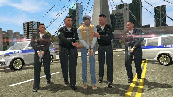 真正的黑帮模拟器大城市游戏