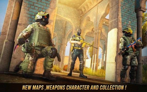 最后的现代特别行动游戏下载