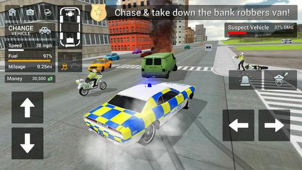 警察驾驶模拟下载