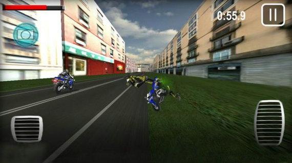 叛逆的摩托车游戏下载