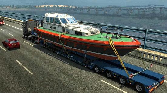 欧洲卡车货运驾驶模拟器下载