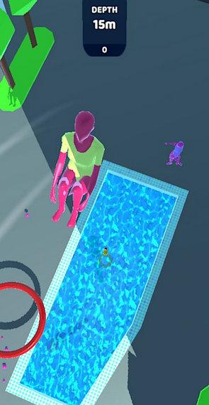 紫色跳水员下载破解版
