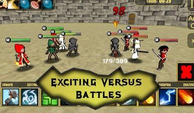 战斗军营游戏