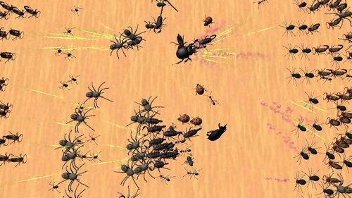 昆虫战斗模拟器