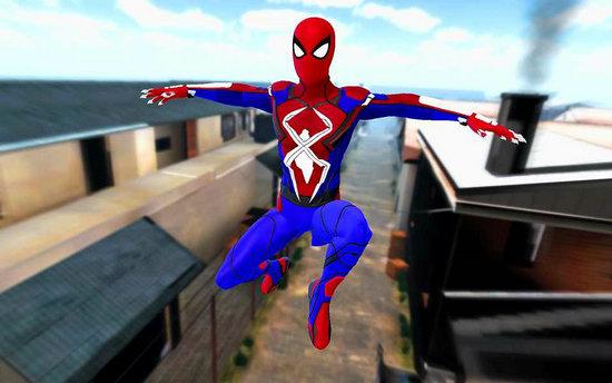 英雄蜘蛛绳战斗大佬模拟器破解版下载