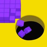 彩色洞口游戏