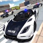 警车模拟器无限金币版