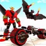飞行超级机器人英雄手游