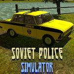 苏联警车模拟器手游