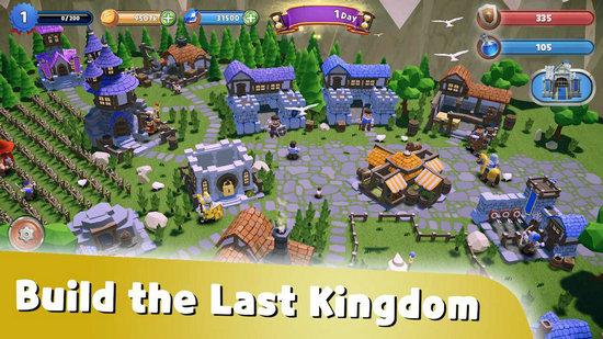 最后一个王国防御