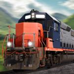 蒸汽火车模拟器游戏