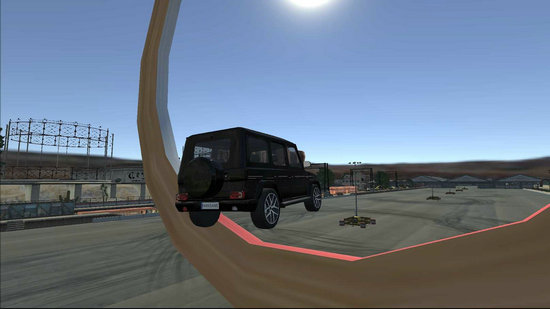 G63驾驶模拟器破解版下载
