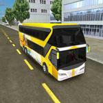 巴士模拟器新城市长途汽车游戏
