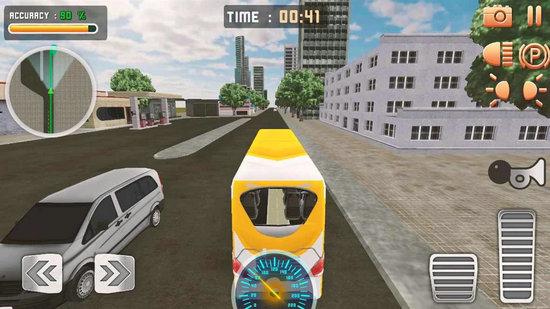 巴士模拟器新城市长途汽车破解版