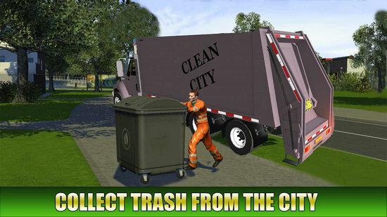 垃圾卡车驾驶模拟器下载