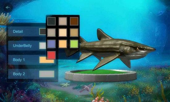 太陆鲨模拟器手游