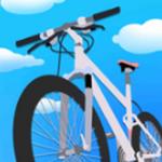 疯狂自行车赛游戏