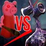 警笛头vs小猪奶奶游戏