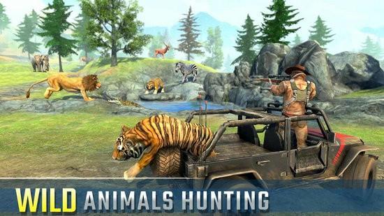 2020动物狩猎