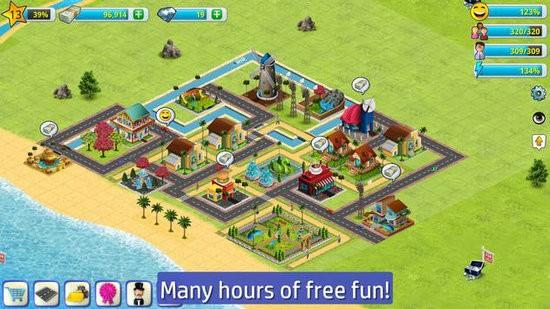乡村城市模拟2破解版下载