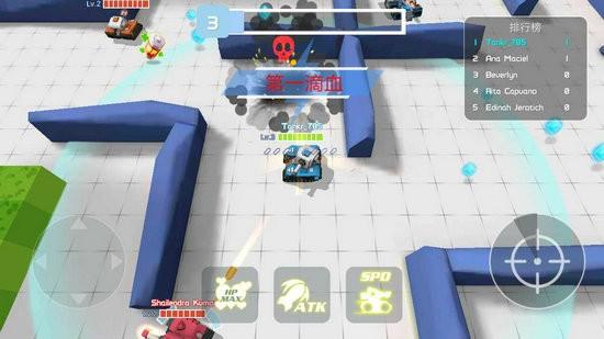 坦克大作战3D破解版下载