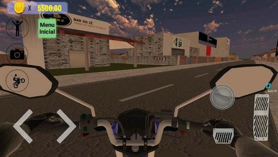 摩托模拟器无限金币版